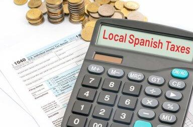 Local Spanish Taxes