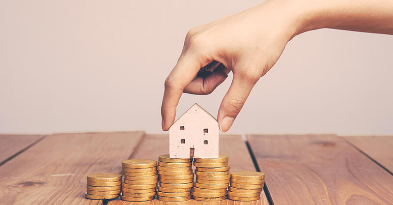 Buying a property with finance