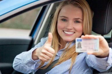 renewal driving licenses