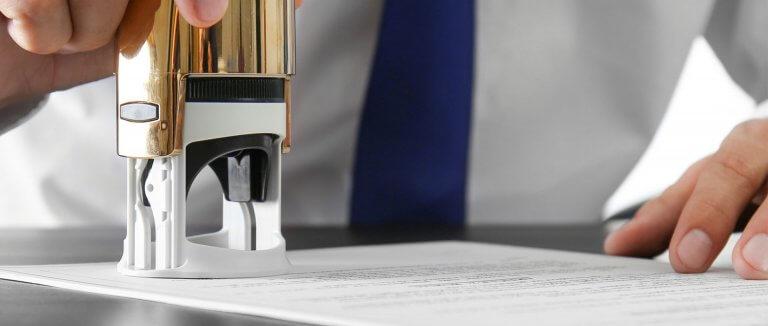 documents legalization