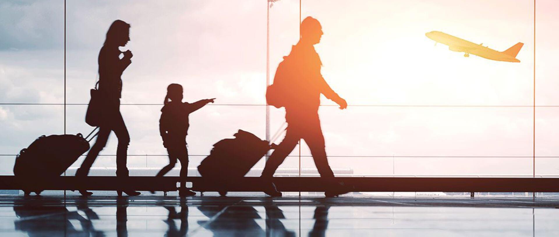 Выезд за границу с детьми
