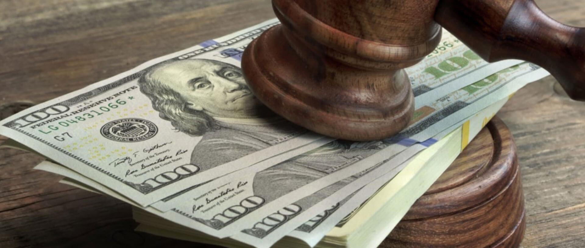 Оплата судебных издержек в гражданском или коммерческом процессе в Испании
