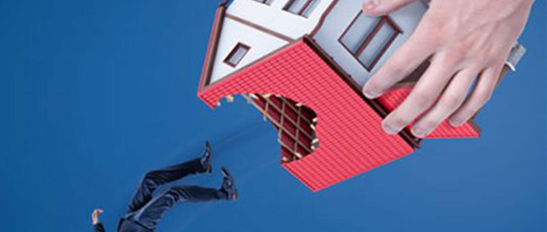 Krakers in uw woning kunnen na 5 dagen worden uitgezet